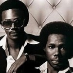 Marvin Gaye, Nile Rodgers and Bernard Edwards in Songwriters Hall