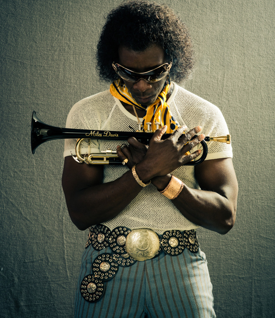 Don Cheadle as Miles Davis in 'Miles Ahead'