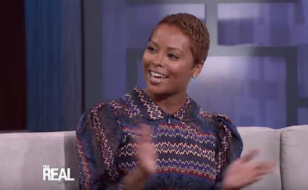 eva marcille (on the real)