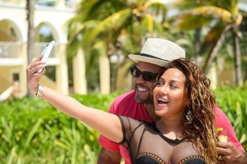 israel houghton and adrienne bailon 2