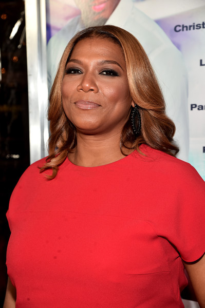 """Queen Latifah attends the premiere of Lionsgate's """"The Perfect Match"""" at ArcLight Hollywood on March 7, 2016 in Hollywood, California."""