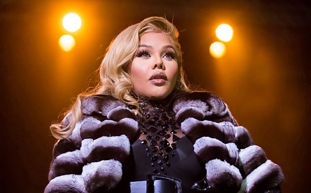 Lil Kim (Gilbert Carrasquillo/Getty Images)