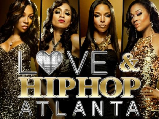 love & hip hop atl (logo with female cast members)