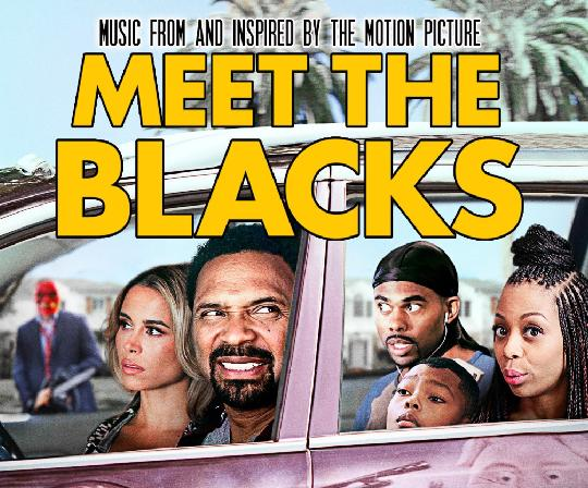 meet the blacks-soundtrack cover