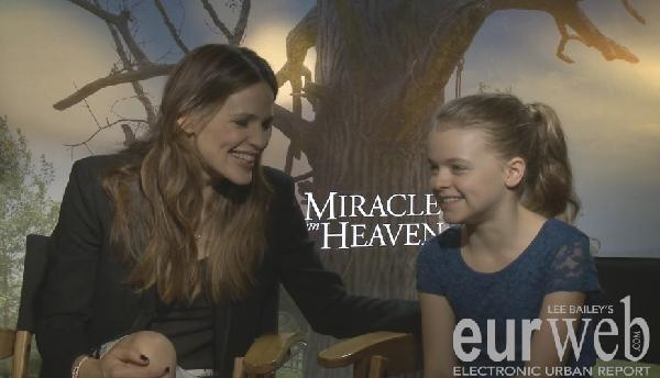miracles from heaven - jennifer & kylie
