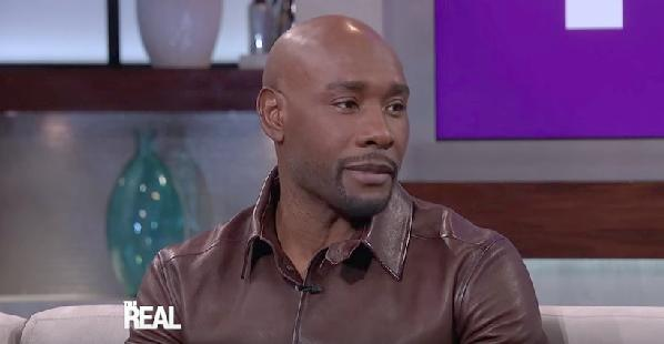 morris chestnut on the real