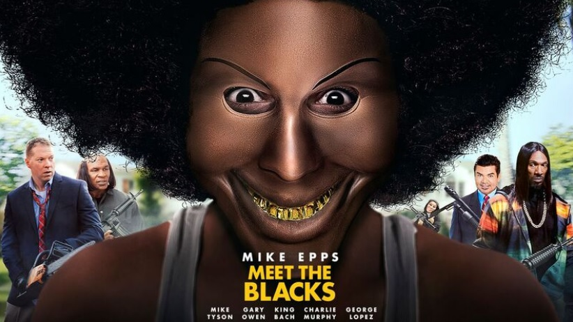 'Meet The Blacks' Alex Henderson, Zulay Henao, Mike Epps, Bresha Webb & Lil Duval
