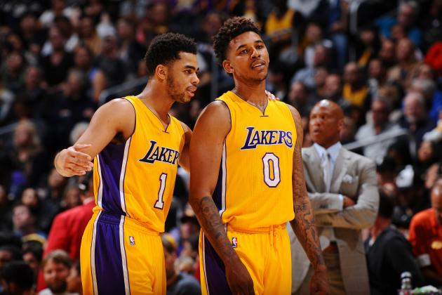 nick young d'angelo russell