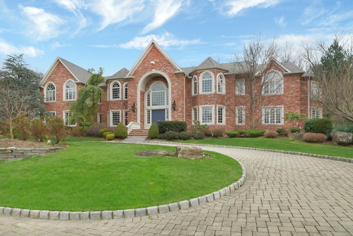 "Sean ""Diddy"" Combs' home for sale in Alpine, NJ"