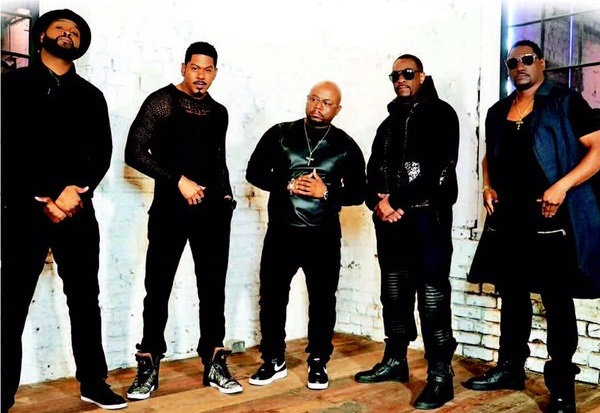 "Multi-platinum selling R&B group SILK releases new project ""Quiet Storm."""