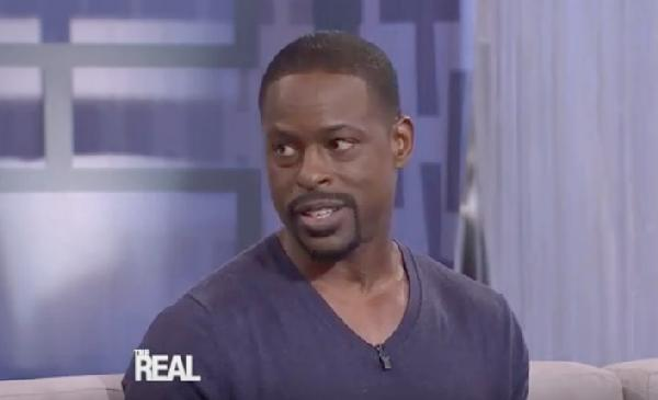 sterling k brown (the real - screenshot)