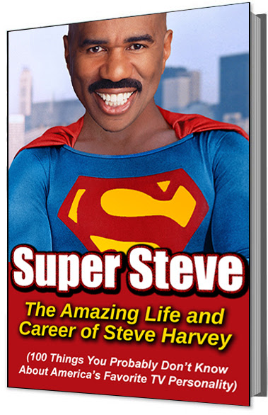 Super Steve, Steve Harvey,