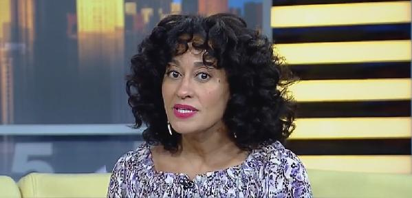tracee ellis ross (on fox 5a)