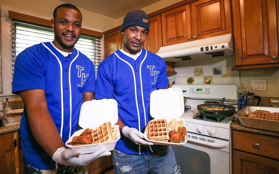 Trap Kitchen Founders.