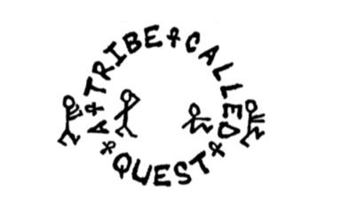 a tribe called quest (logo)