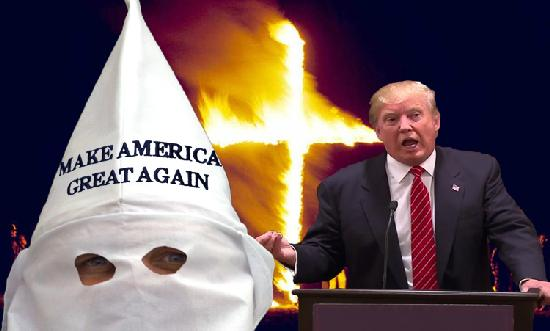 Why Should Trump Disavow Racists, If the GOP Can't? | EURweb
