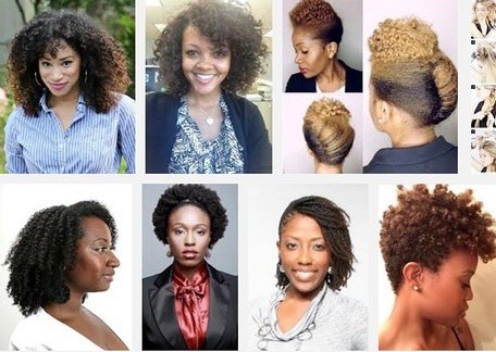 Unprofessional Hairstyles for Work\' Google Search Yields Mostly ...