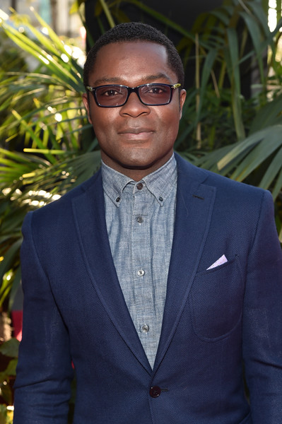 """Actor David Oyelowo attends The World Premiere of Disney's """"THE JUNGLE BOOK"""" at the El Capitan Theatre on April 4, 2016 in Hollywood, California."""