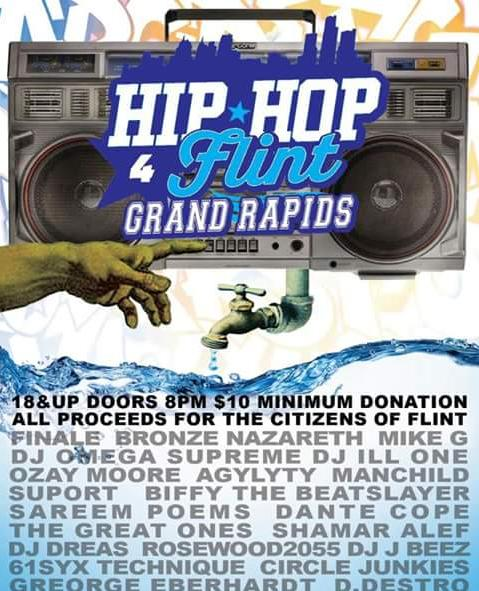 HipHop-4-Flint (grand rapids)