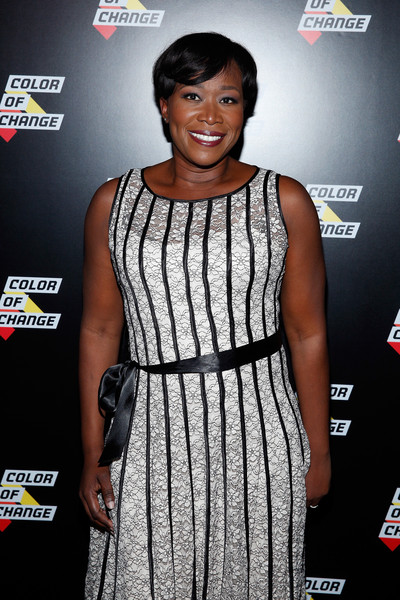 Correspondent Joy Reid attends ColorofChange.org 10 Year Anniversary Gala at Gotham Hall on October 5, 2015 in New York City.