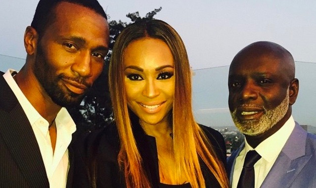 Leon-Robinson-Cynthia-Bailey-and-Peter-Thomas-at-Debra-L.-Lees-Pre-BET-Awards-Dinner-on-June-24-2015-750x522-1443807459