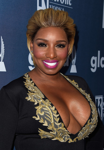 TV personality NeNe Leakes attends the 27th Annual GLAAD Media Awards at the Beverly Hilton Hotel on April 2, 2016 in Beverly Hills, California.