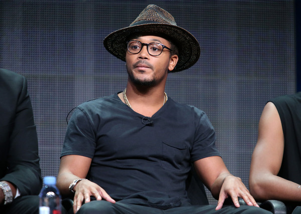 Romeo Miller speaks onstage during the 'Master P's Family Empire' panel discussion at the Reelz portion of the 2015 Summer TCA Tour at The Beverly Hilton Hotel on August 7, 2015 in Beverly Hills, California. (Aug. 8, 2015 - Source: Frederick M. Brown/Getty Images North America)