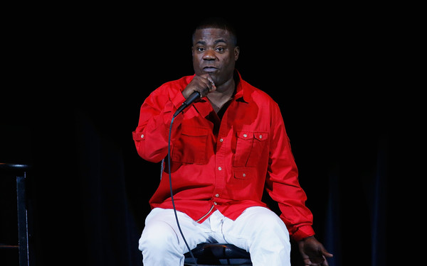 Tracy Morgan performs during Hot 97 Presents April Fools Comedy Show at The Theater at Madison Square Garden on April 1, 2016 in New York City.