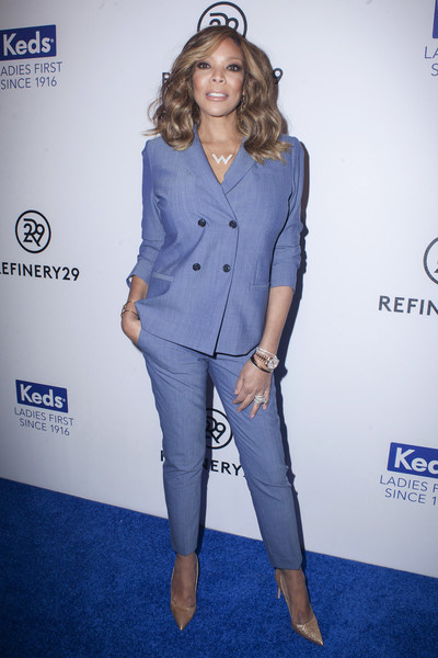 Wendy Williams attends the Keds Centennial Celebration at Center548 on February 10, 2016 in New York City.