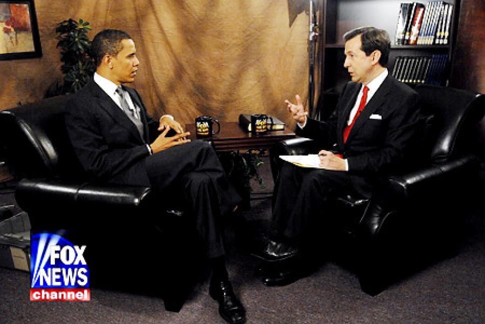 President Obama and Chris Wallace