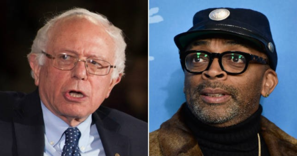bernie sanders-spike lee
