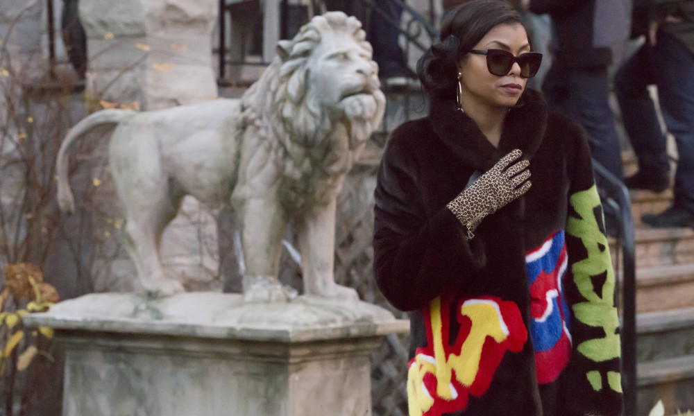"""EMPIRE: Taraji P. Henson in the """" The Tameness Of A Wolf"""" episode of EMPIRE airing Wednesday, April 13 (9:00-10:00 PM ET/PT) on FOX. ©Fox Broadcasting Co. CR: Chuck Hodes/FOX"""