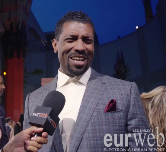 Deon Cole at 'Barbershop 3: The Next Cut' premiere