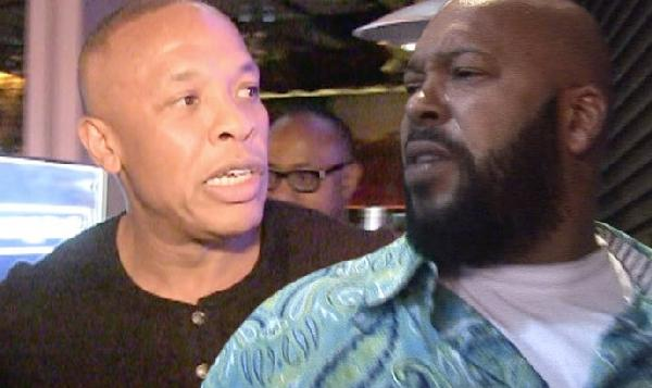 dr dre & suge knight