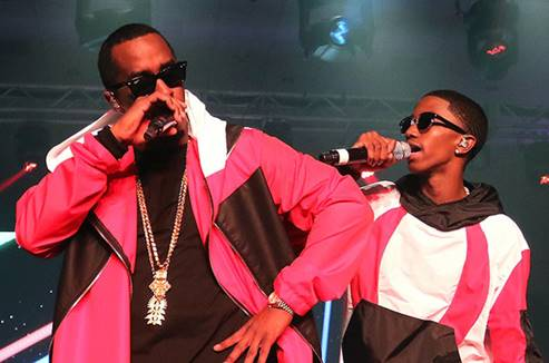Sean, Christian Combs