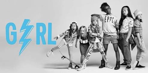 Gap Kids Ad