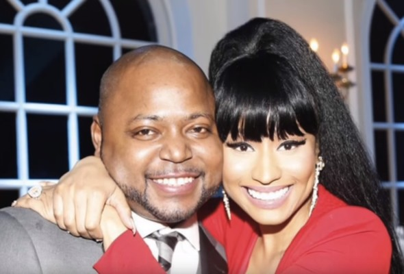 jelani-maraj and nicki minaj