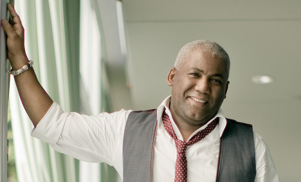 """Jonathan Butler releases new single """"I Am That I Am."""""""
