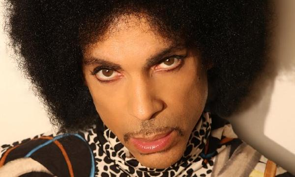 prince (close up on face)
