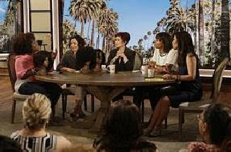 "Official CBS Web site: http://www.cbs.com/shows/the_talk/ Facebook: https://www.facebook.com/TheTalkCBS Twitter: http://twitter.com/#!/TheTalkCBS or @TheTalkCBS Instagram: https://www.instagram.com/thetalkcbs/ or @thetalkcbs CBS Twitter: http://twitter.com/#!/CBSTweet or @CBSTweet Please credit CBS's ""The Talk"" with use of this clip or information. THE TALK is the daily destination to hear fresh perspectives, insightful conversations, and dig deeper into the biggest headlines and topics that impact viewers at home. This season, there's even more to TALK about, and you never know what the show's hosts – Julie Chen, Sara Gilbert, Sharon Osbourne, Aisha Tyler, and Sheryl Underwood – will be saying. THE TALK airs at 2pm ET / 1pm PT"