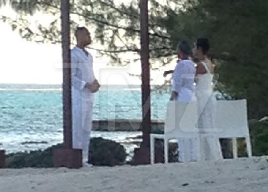 Empire' co-stars Trai Byers and Grace Gealey get married