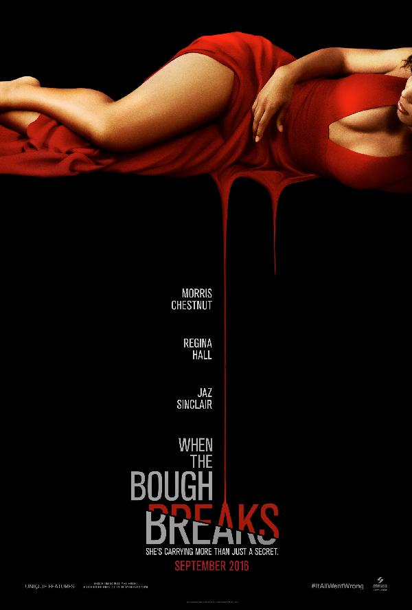 when the bough breaks (poster)