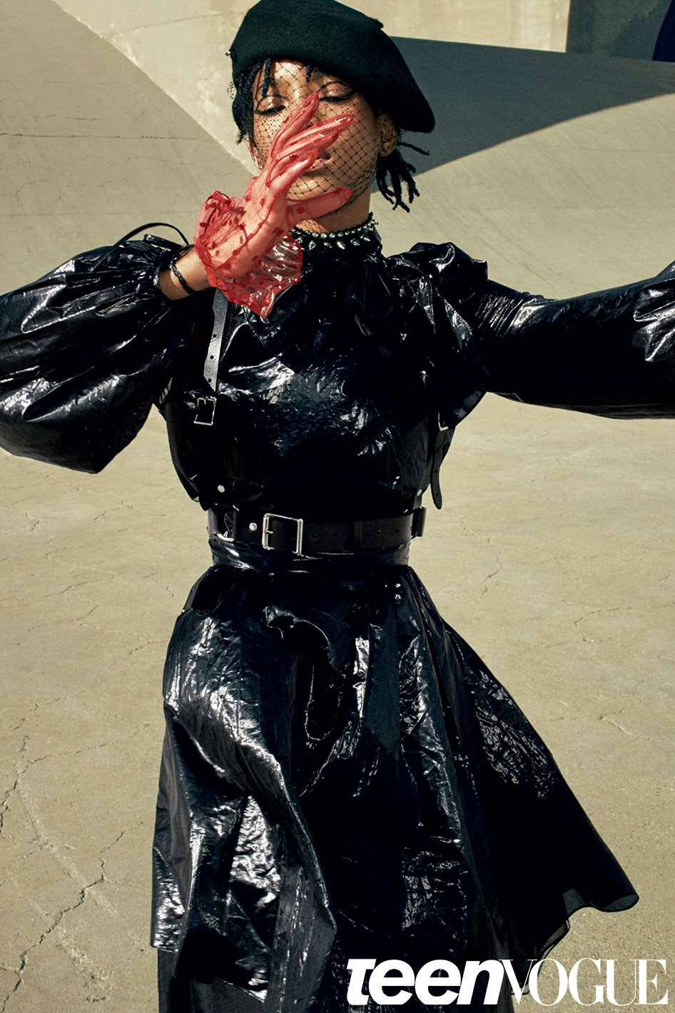 willow smith teen vogue