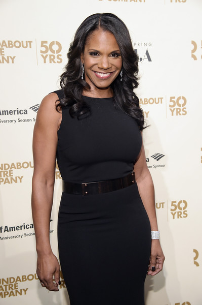 Actress Audra McDonald attends the Roundabout Theatre Company 2016 Spring Gala at The Waldorf-Astoria on February 29, 2016 in New York City.
