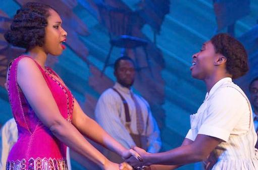 Color Purple (jennifer & cynthia)