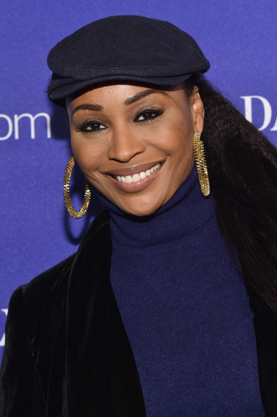 Cynthia Bailey attends DailyMail.com presents DNCE on March 31, 2016 at The Cutting Room in New York City.