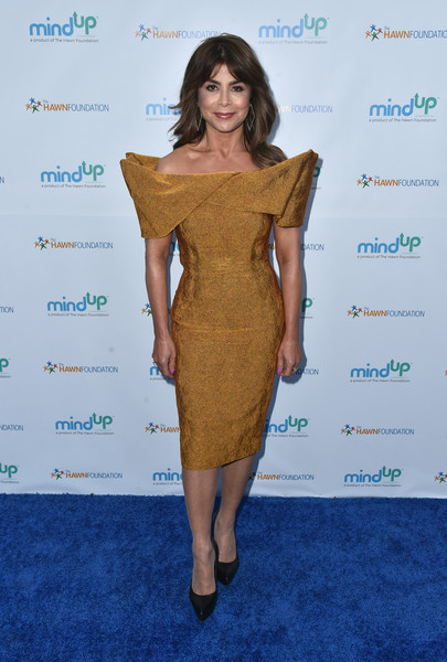 TV host Paula Abdul attends Goldie Hawn's Annual Goldie's Love In For Kids on May 06, 2016 in Beverly Hills, California.