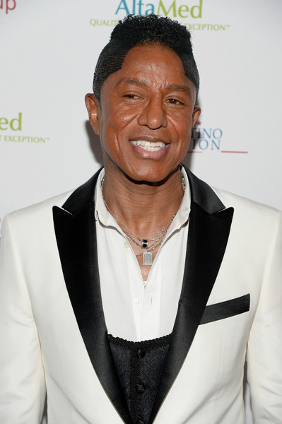 Musician Jermaine Jackson attends the AltaMed Power Up, We Are The Future Gala at the Beverly Wilshire Four Seasons Hotel on May 12, 2016 in Beverly Hills, California.