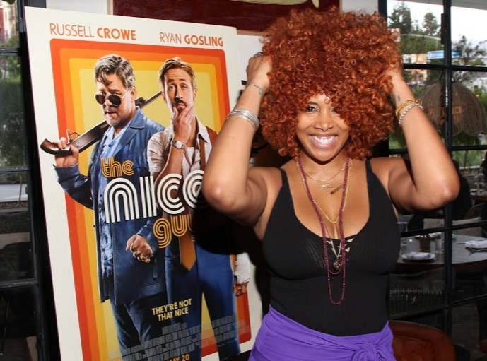 Kelis host private dinner & screening for 'The Nice Guys,' at Estrella in Hollywood.