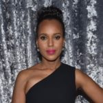 Kerry Washington Pregnant With Second Child